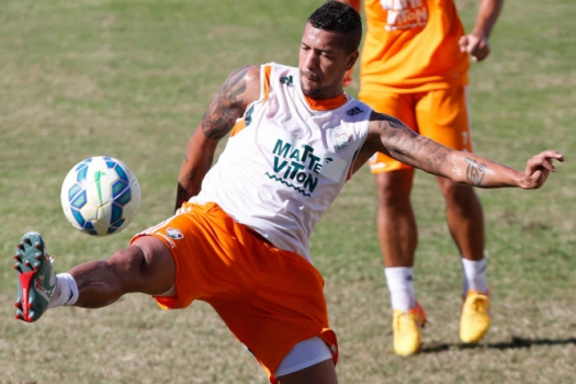 Treino do Fluminense - Antonio Carlos (Foto: Cleber Mendes/ LANCE!Press)