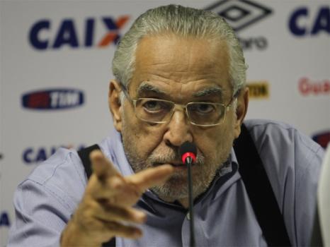 Eurico Miranda (Foto: Paulo Sérgio/Lancepress!)