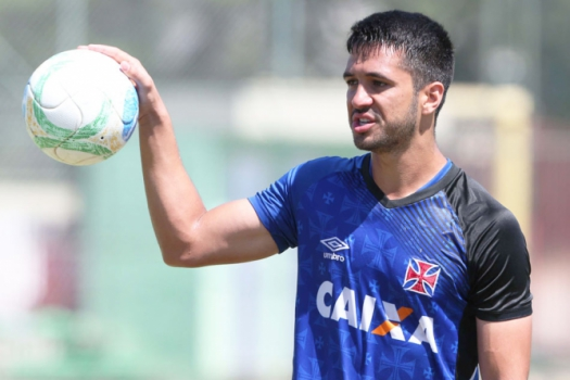Luan - Treino do Vasco (Foto: Cleber Mendes/LANCE!Press)