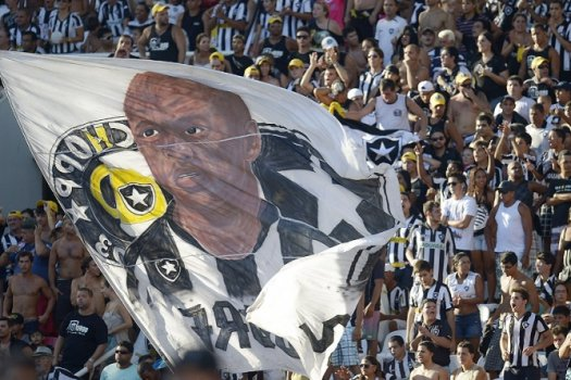 Torcida do Botafogo (Foto: Alexandre Loureiro/LANCE!Press)