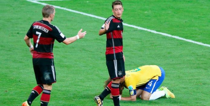 Alemanha 7x1 Brasil (Foto Ari Ferreira). Goleada de 7 a 1 ... f6f835faeefb6