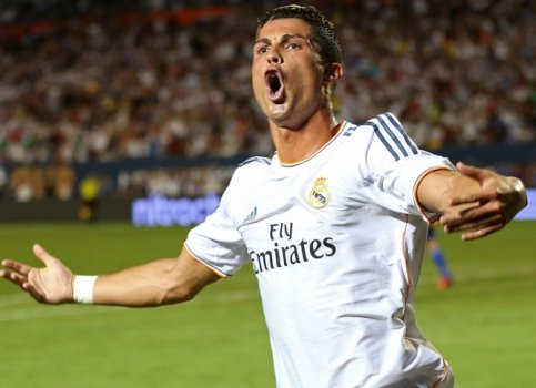TR - Real Madrid x Betis: Cristiano Ronaldo (Foto: AFP)