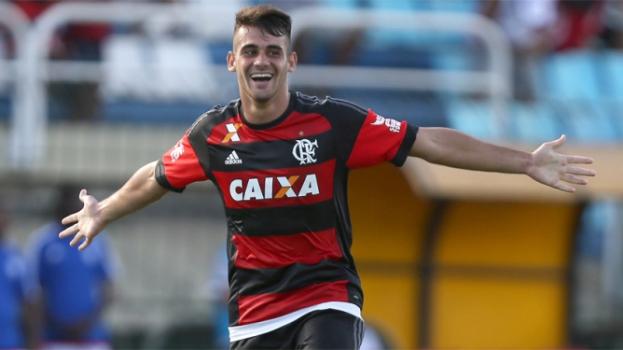HOME - Flamengo x Bangu - Campeonato Carioca - Felipe Vizeu (Foto: Cleber Mendes/LANCE!Press)