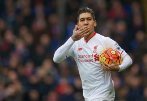 Gol Firmino - Crystal Palace x Liverpool