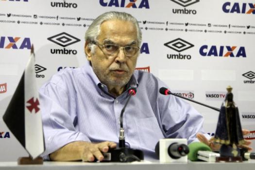 Eurico Miranda (Foto: Divulgação/Vasco)