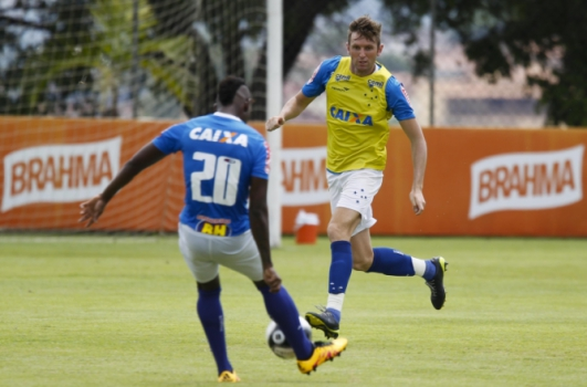 Fabiano - Cruzeiro (Foto: Washington Alves / LightPress)