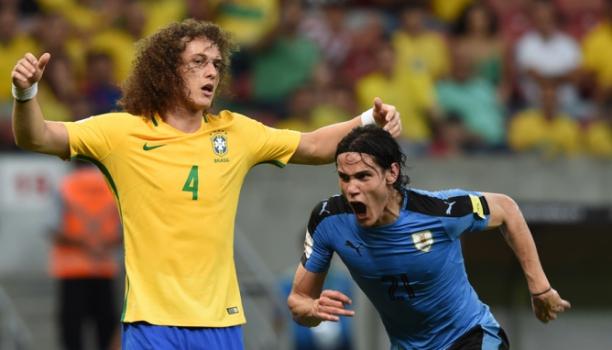 Brasil sai na frente, &#39ensaia&#39 goleada, mas leva empate do Uruguai