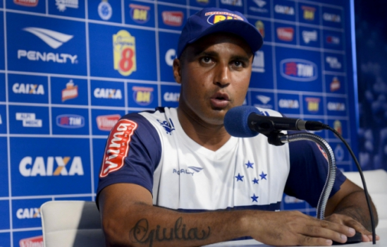 Deivid confirmou mudanças no time do Cruzeiro (Foto: Washington Alves/Lightpress)
