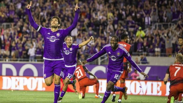 Kaká, no Orlando City
