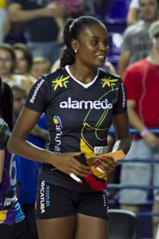 Fabiana - Vôlei
