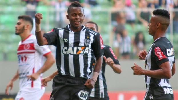 HOME - Atlético-MG x Tricordiano - Campeonato Mineiro - Cazares (Foto: Dudu Macedo/Fotoarena/LANCE!Press)