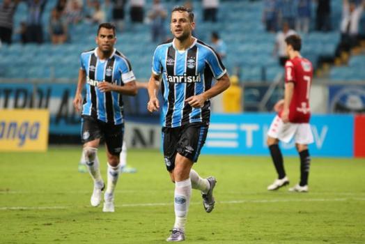 Grêmio (Foto: Richard Ducker/Framephoto/Divulgação)