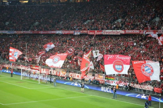 Torcida do Bayern