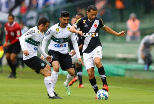 Coritiba 0 x 0 x Vasco (6 de dezembro de 2015) - Campeonato Brasileiro bc853446056f8
