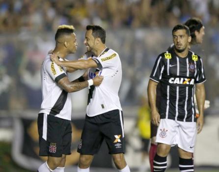 Vasco 1 x 1 Corinthians (19 de novembro de 2015) - Campeonato Brasileiro 7045ca0e3da33