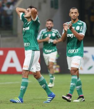Libertadores Palmeiras x River Plate-Uru (foto:Eduardo Viana/LANCE!Press)