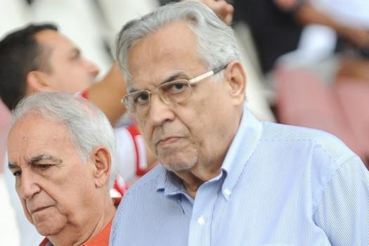 Eurico Miranda está confiante ainda em reverter a pena colocada para o zagueiro Rodrigo
