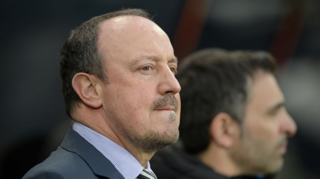 Rafa Benitez - Newcastle x Manchester City