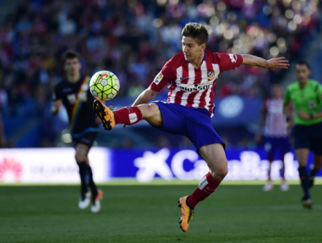 Atletico de Madrid x Rayo Vallecano - Vietto