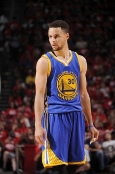 Stephen Curry - Filho de Dell Curry
