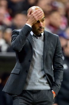 Pep Guardiola - Bayern de Munique x Atletico de Madrid