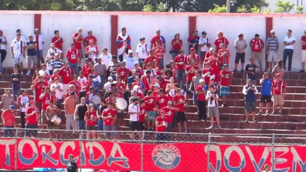 Torcida do Audax