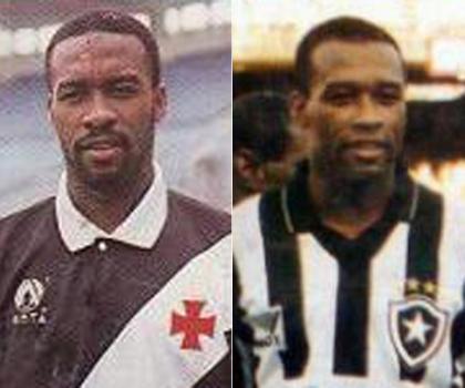 Jorge Luiz - Vasco e Botafogo