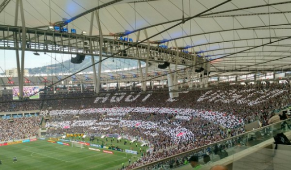 Mosaico - Torcida do Vasco