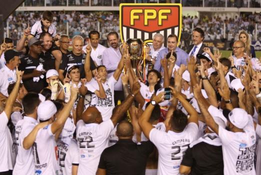 Final Campeonato Paulista - Santos x Audax (foto:Eduardo Viana/LANCE!Press)