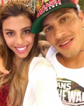 Alondra Garcia - Namorada do atacante Guerrero, do Flamengo