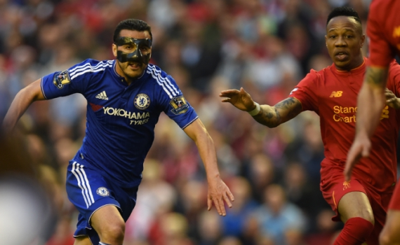 LIVERPOOL  x CHELSEA (foto:Paul ELLIS / AFP)