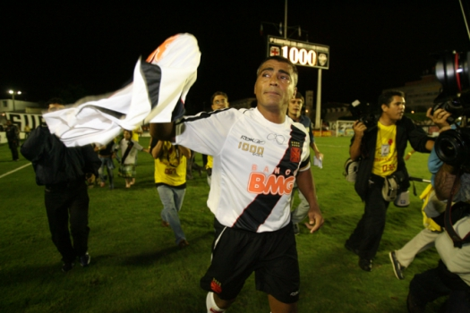 Vasco - 2007 - Gol mil do Romário