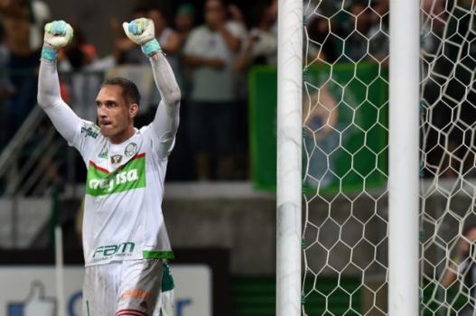 O goleiro Fernando Prass é um dos principais nomes do Palmeiras 913d0e8968102