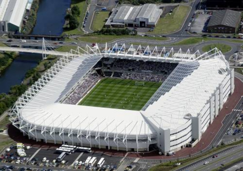 Liberty Stadium - (Swansea)