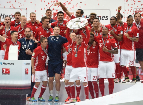 Festa do Bayern de Munique