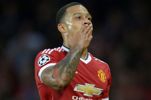 Memphis Depay - Manchester United