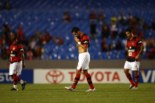 2008 - Flamengo x América do México