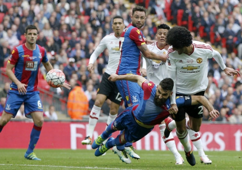 Manchester United x Crystal Palace