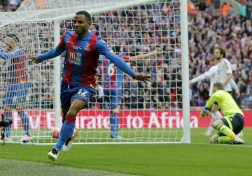 Puncheon - Crystal Palace x Manchester United