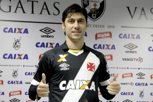 Agora vai  Fellype Gabriel tem expectativa de estrear no Vasco  70f82ef3f4e30