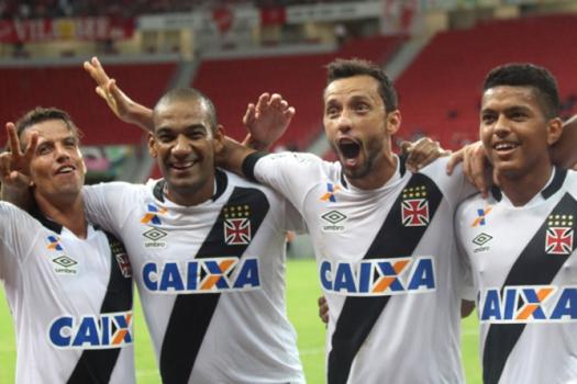 Londrina x Vasco - Série B 2016