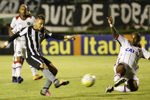 Neilton Botafogo X Atletico Pr