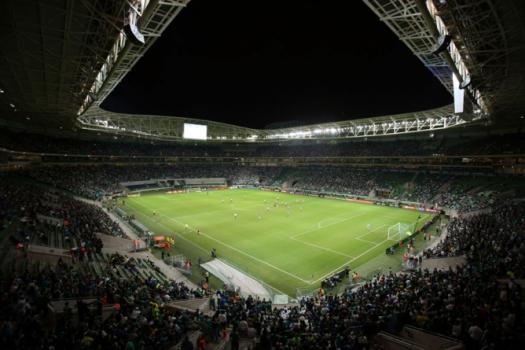 Brasileirão - Palmeiras x Fluminense (foto:Eduardo Viana/LANCE!Press)