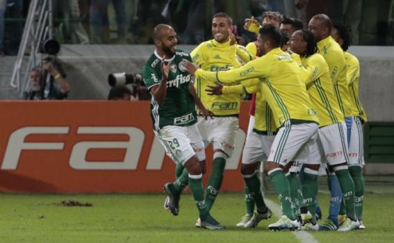 Brasileirão - Palmeiras x Fluminense