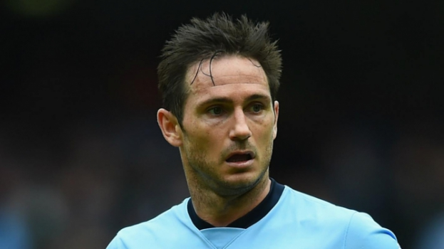Frank Lampard - New York City