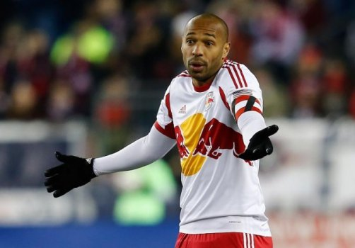 Thierry Henry - New York Red Bulls