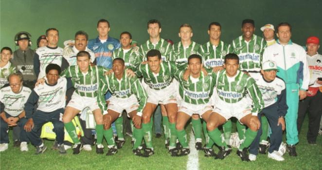 TV Gazeta exibirá jogo do título do Palmeiras no Paulistão 1996; veja quando