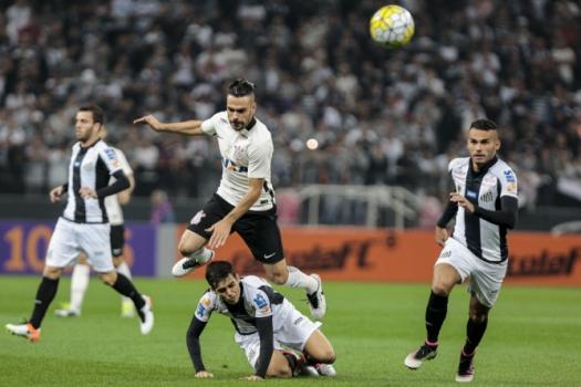 Santos x Corinthians 2016