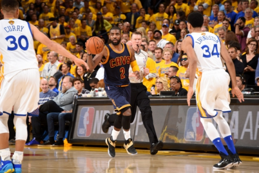 Golden State x Cleveland