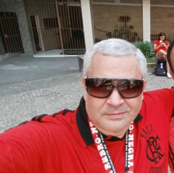 Evandro Gatto - Torcedor do Flamengo